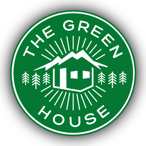 The Green House Logo Shadow